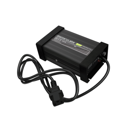 BatteryLabs MegaCharge Lithium-ion 60V 3A - C13 stekker