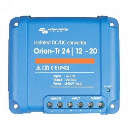 Victron Orion-Tr 24/12-20A (240W) Geïsoleerd