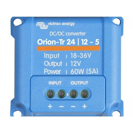 Victron Orion-Tr 24/12-5A (60W) Non Isolated