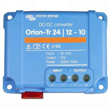 Victron Orion-Tr 24/12-10A (120W) Non Isolated