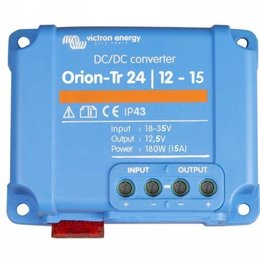 Victron Orion-Tr 24/12-15A (180W) Non Isolated