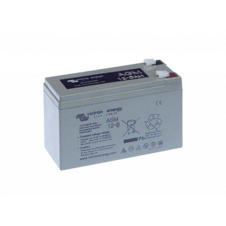 Victron AGM 12V/8Ah Deep Cycle Accu/ Batterij