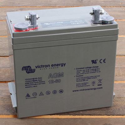 Victron AGM 12V/60Ah Deep Cycle Accu