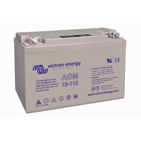Victron AGM 12V/110Ah Deep Cycle Accu/ Batterij