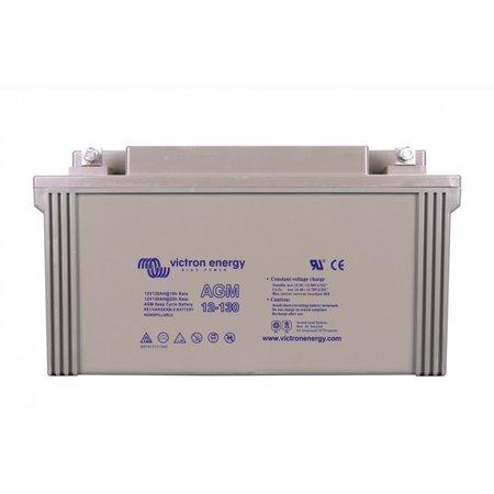 Victron AGM 12V/130Ah Deep Cycle Accu/ Batterij