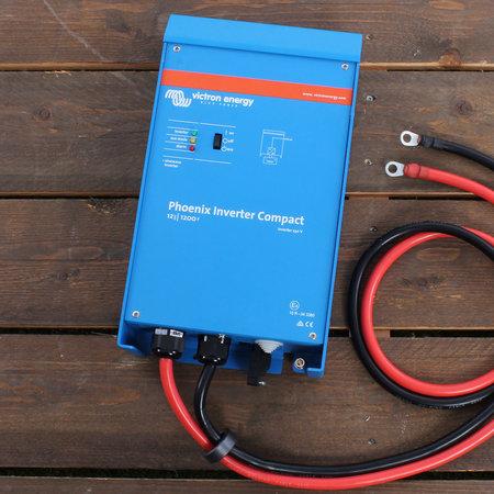 Victron Phoenix Inverter Compact 12/1200 DC/AC Omvormer