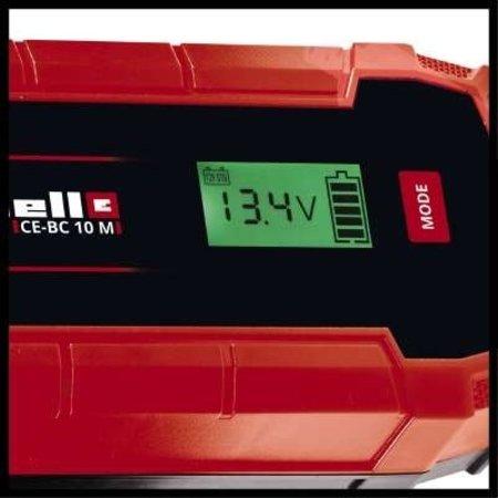 Einhell CE-BC 10 M Acculader / Druppellader