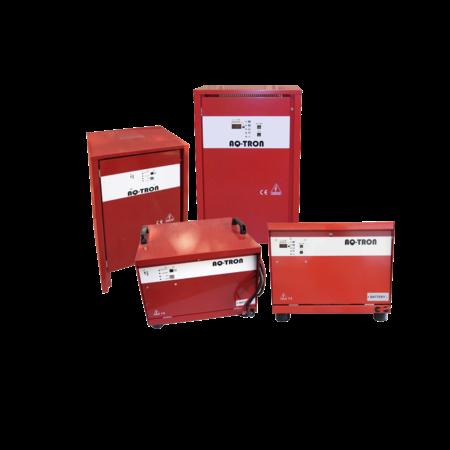 AQ-TRON AQ48T100 Acculader 48V 100A Wa - 3 fase