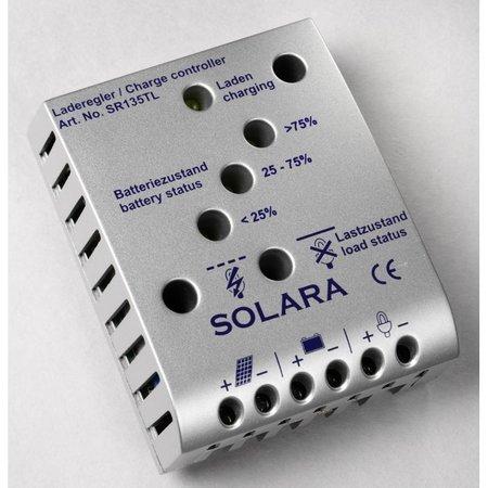 Solara Laadregelaar SR135TL 12/24 Volt - 8A