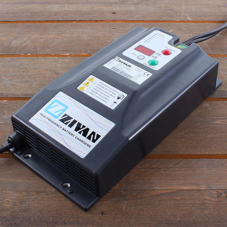 Zivan NG3 Hoogfrequent Acculader 24V 60A
