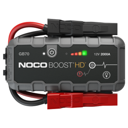 Noco Genius GB70 Lithium Boost HD Jumpstarter 2000A