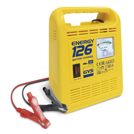GYS acculader Energy 126 | 12V 4A 90W