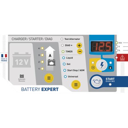 GYS Diag Startium 60-12 - Acculader/ Starter/ Voeding