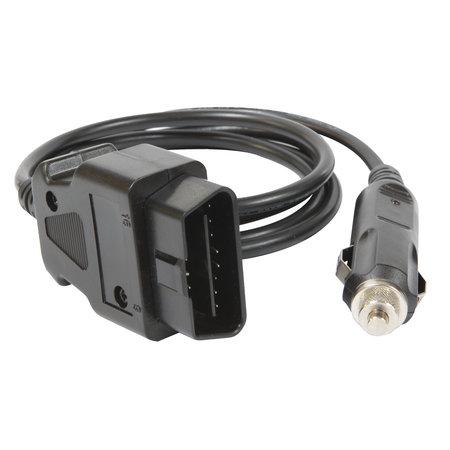 TooLit OBD2 kabel sigarettenplug 1.5M voor Nomad Power Pro Truck