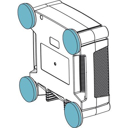 GYS magnetic FIX Kit voor GYSflash PL