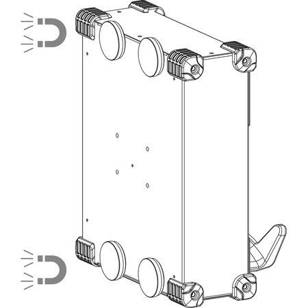 GYS complete bevestigingsset Magnetic Fix voor GYSflash