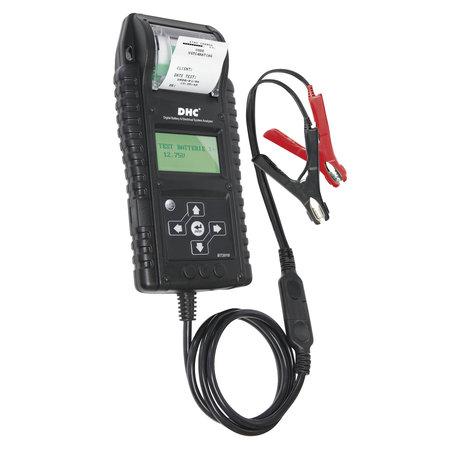 GYS accutester BT 2010 Start-Stop voor loodaccu's 6/12/24V   7-230Ah   LCD en printer