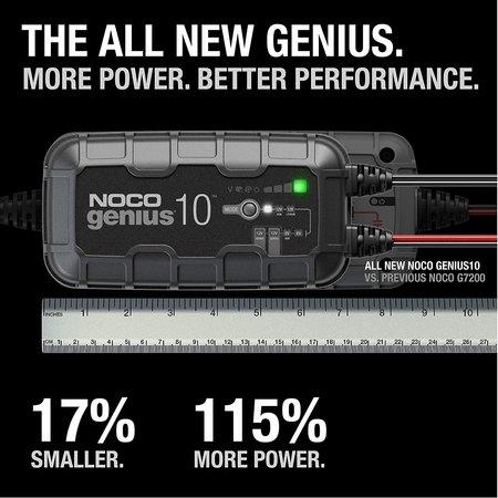 Noco Genius 10 Acculader/ Druppellader 6V en 12V