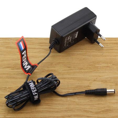 FERM CDA1141 Fast Charger Adapter 16V voor accuboormachines CDM1134 en CDM1139