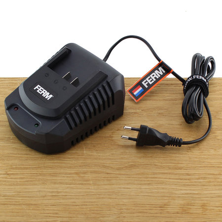 FERM CDA1097 Charger Adapter 18V voor slagmoersleutel CDM1127
