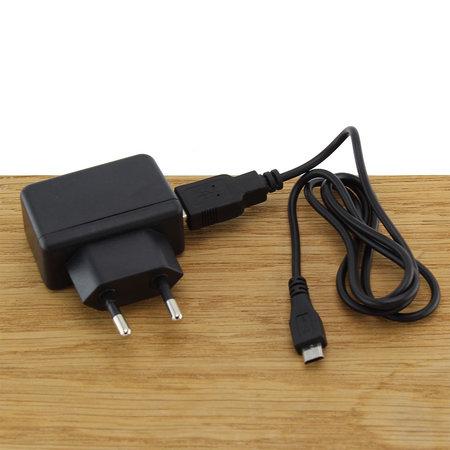 FERM CDA1078S Charger Adapter 5V met USB voor schroefmachine CDM1108S