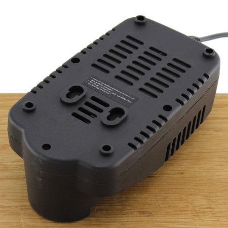 FERM CDA6037 Charger 19.2V / 1.2A voor KDD-1920K NiMH boormachines CDM6122 en CDM6142