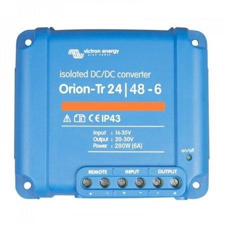 Victron Orion-Tr 24/48-6A (280W) Geïsoleerd