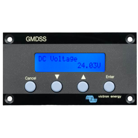 Victron VE.Net GMDSS Panel