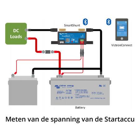 Victron SmartShunt 1000A/50mV
