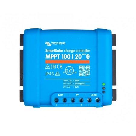 Victron BlueSolar MPPT 100/20 Solar Laadregelaar - 48V