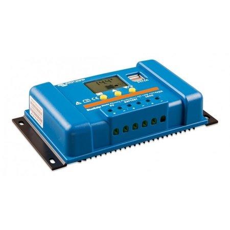 Victron BlueSolar PWM 12/24V-5A LCD - USB