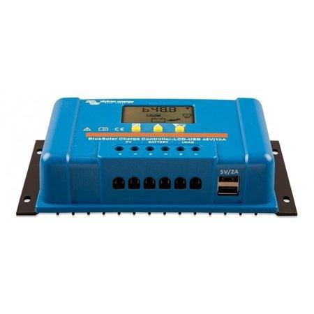 Victron BlueSolar PWM 48V-20A LCD - USB