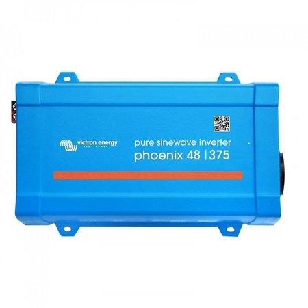 Victron Phoenix 48/375 DC/AC Omvormer - IEC contactdoos