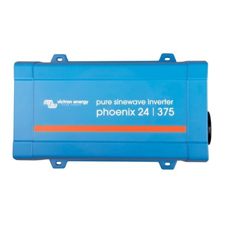 Victron Phoenix 24/375 DC/AC Omvormer - IEC contactdoos