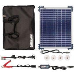 Tecmate Optimate Solar Duo 20W - Travel kit