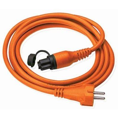 DEFA MiniPlug Aansluitkabel 10M Oranje