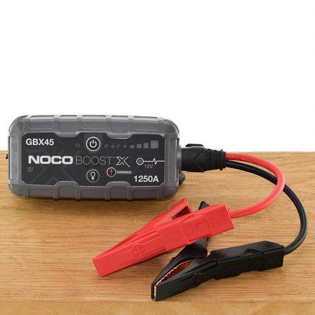 Noco Genius GBX45 Noco Boost X Lithium Jumpstarter 1250A