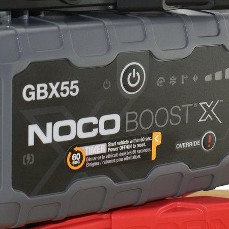 Noco Genius GBX55 Noco Boost X Lithium Jumpstarter 1750A