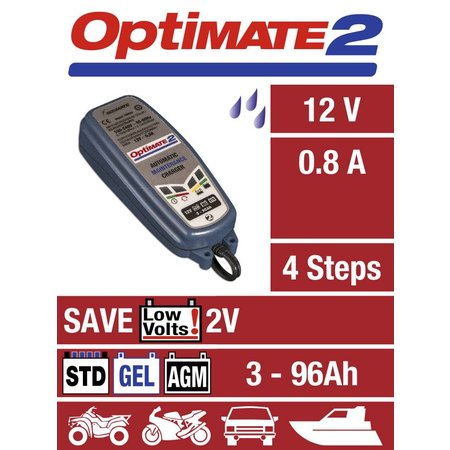 Tecmate Optimate 2
