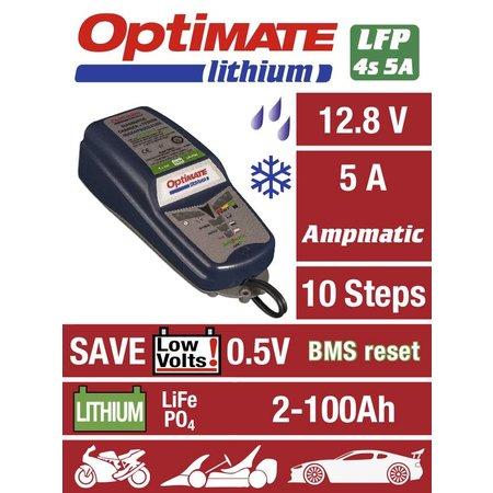 Tecmate Optimate Lithium 5A