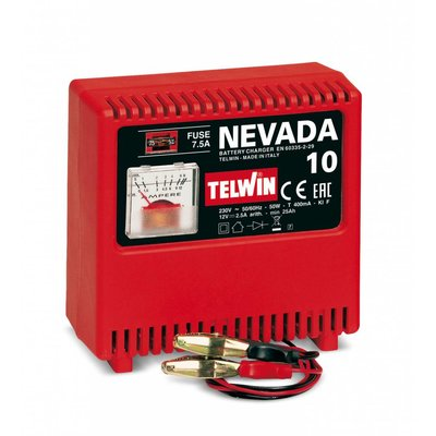 Telwin acculader Nevada 10