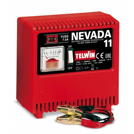 Telwin acculader Nevada 11