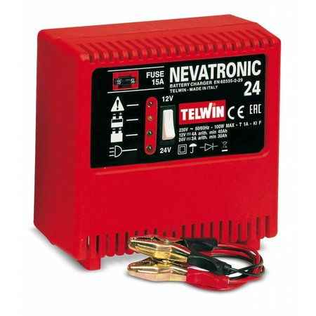 Telwin acculader Nevatronic 24