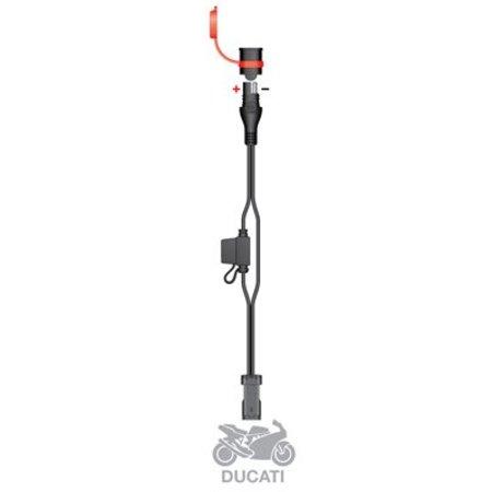 Tecmate Optimate O47 Adapter kabel DUCATI naar SAE