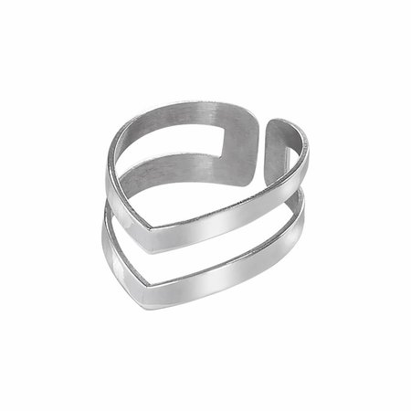 Dutch Basics Knuckle Ring - Dubble Point