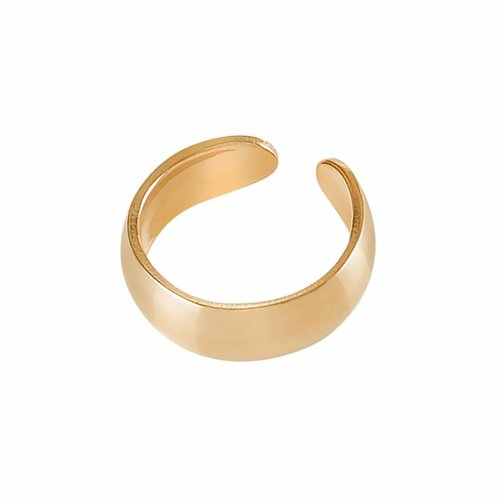 Dutch Basics Gold Plated Silver Ear Cuff