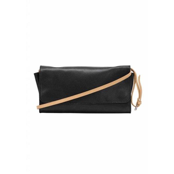 Crossbody Shoulder Bag - Black