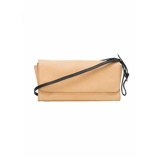 Crossbody Shoulder Bag - Camel