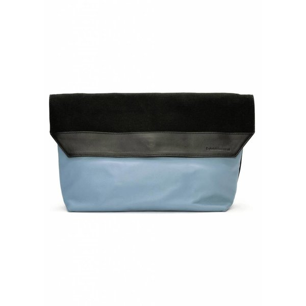 Envelope A4 Clutch - Blue