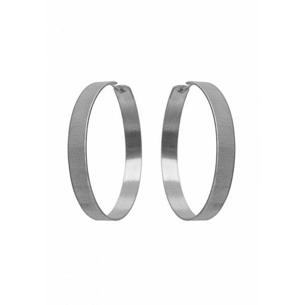 Large Creole Earrings